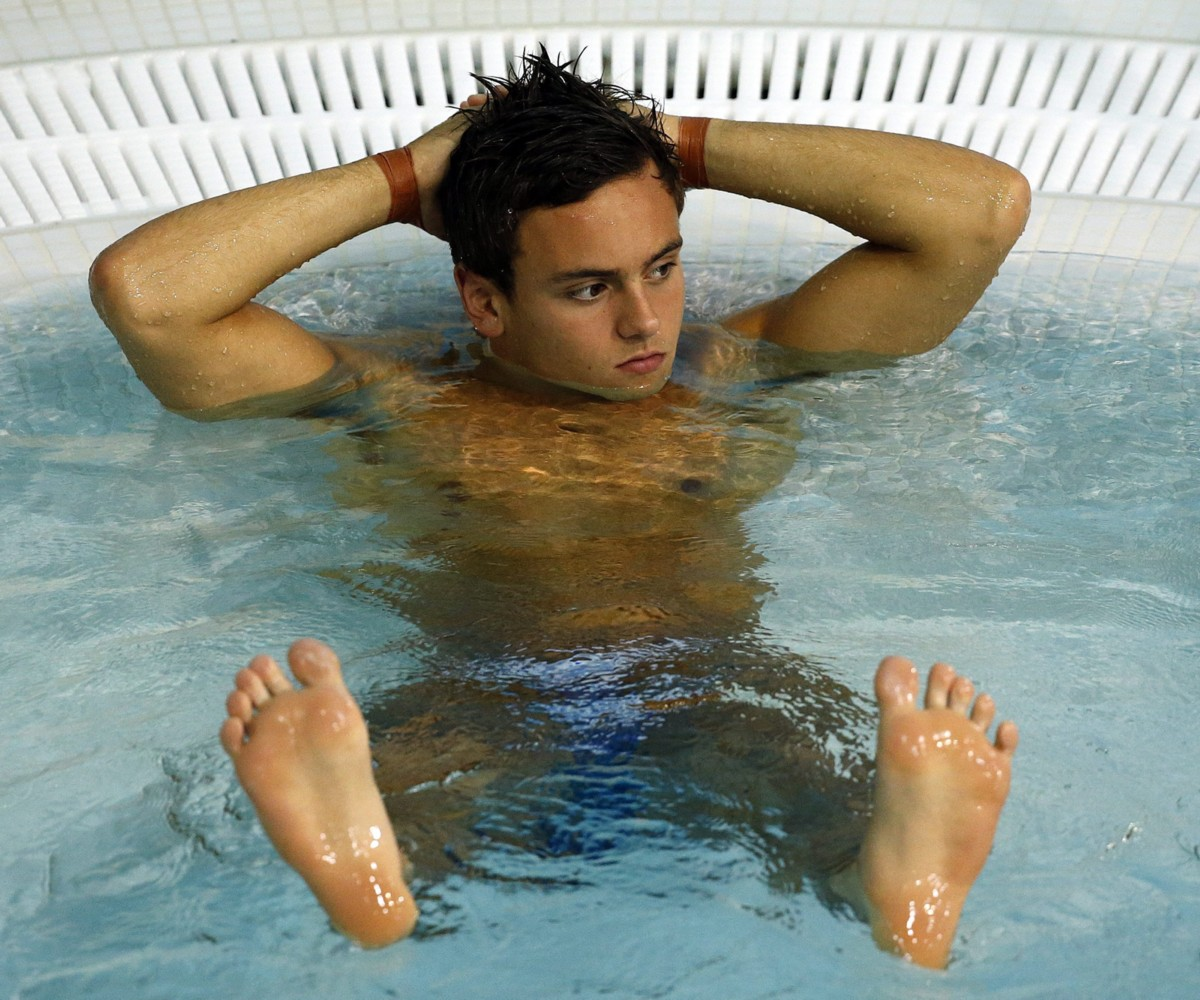 Fucking women tom daley cums scouts learn sex