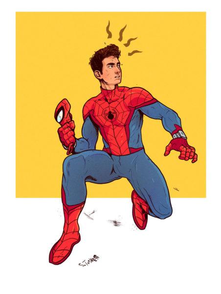 spiderman_by_stefantosheff-da1a7bn