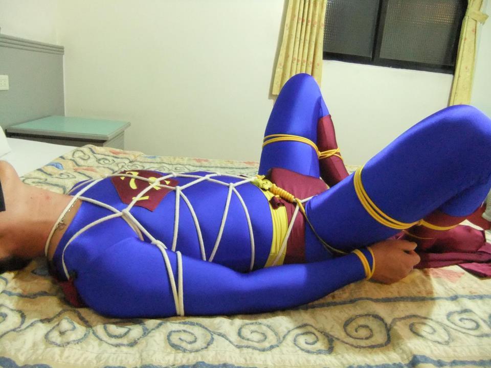 Captured Heroes Superman Bondage And Kinky Art